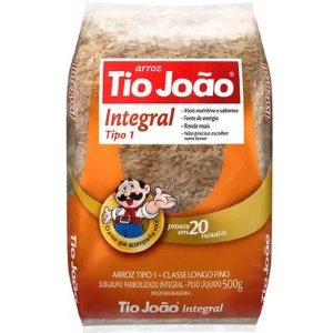 Arroz Tio João Integral T.1. 1kg