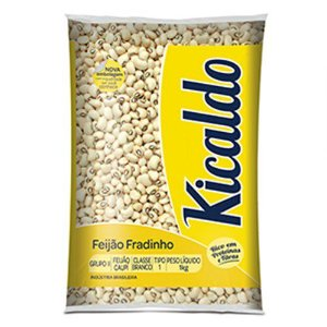 Feijão Kicaldo Fradinho 1kg