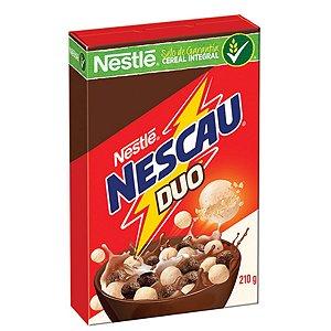 Cereal Matinal Nestlé Nescau Duo 210g