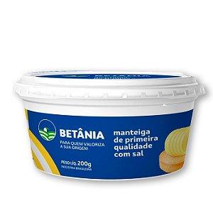 Manteiga Betânia com Sal Pote 200g