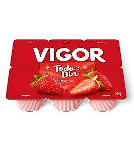 Iogurte Vigor Polpa de Morango 540g