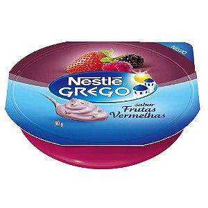 Iogurte Nestlé Grego Frutas Vermelhas 90g
