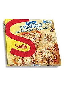 Pizza Frango com Requeijão e Mussarela Sadia 460g