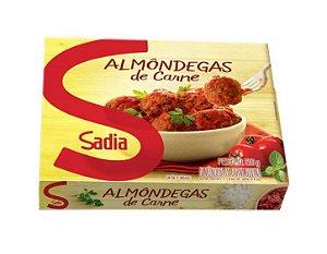 Almôndegas de Carne Congelada Sadia 500g