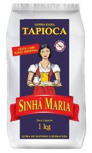 Goma Sinha Maria Peneirado 1kg