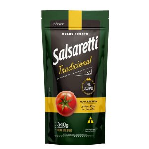 Molho de Tomate Salsaretti Tradicional 340g