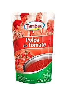 Polpa de Tomate Tambaú 340g