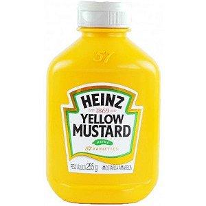 Molho Mostarda Heinz 255g