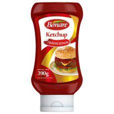 Ketchup Tradicional Bonare bisnaga 390g