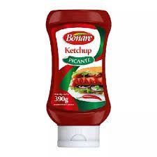Ketchup Picante Bonare bisnaga 390g