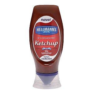 Ketchup Hellmann's bisnaga 380g