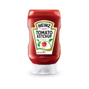 Ketchup bisnaga Heinz 397g