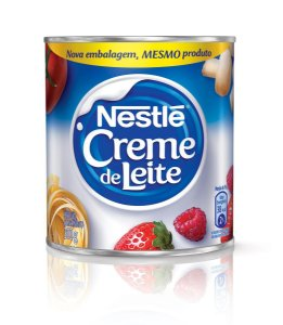 Creme de Leite Nestlé lata 300g