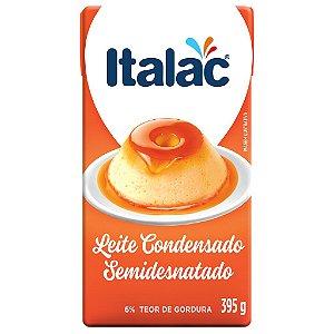 Leite Condensado Semidesnatado Italac 395 g