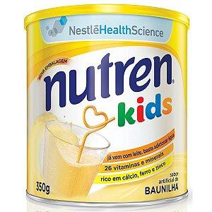 Alimento Nestlé Nutren Kids Baunilha 350g