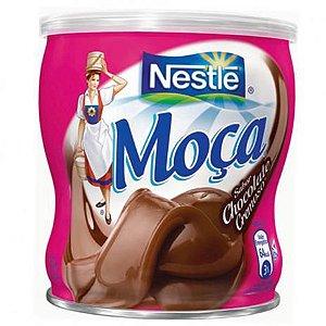 Chocolate Moça Cremoso lata 380g
