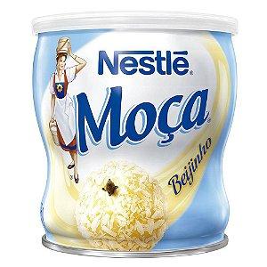 Beijinho Moça Fiesta lata 365g