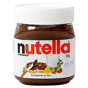 Nutella Creme de Avelã 350g