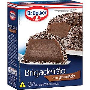 Pudim Brigadeirão Dr. Oetker 200g