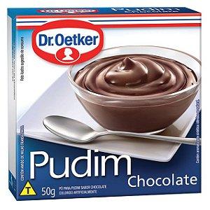 Pudim de Chocolate Dr. Oetker 50g