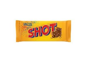 Chocolate Lacta Shot Barra 90g