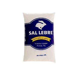 Sal Lebre Refinado 1kg