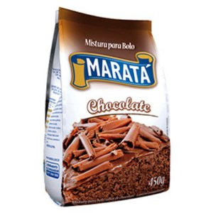 Mistura para Bolo Maratá Chocolate 450g