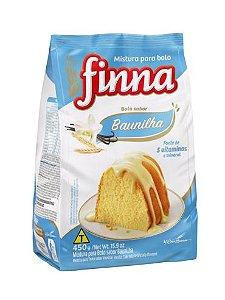Mistura para Bolo Finna Baunilha 450g