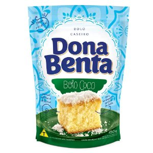 Mistura para Bolo Dona Benta Coco 450g