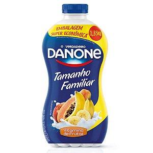 Iogurte Danone Vitamina de Frutas Garrafa 1350g