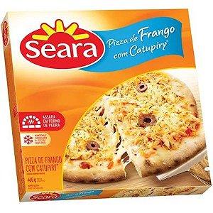 Pizza Frango com Catupiry Seara 460g