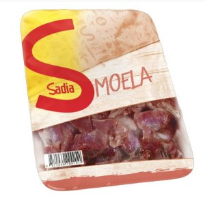 Moela de Frango Sadia Congelada Bandeja 1kg