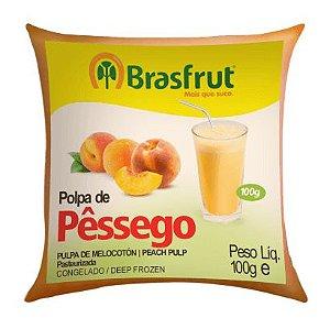 Polpa Brasfrut Pêssego 1 unidade