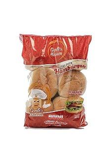 Pão de Hambúrguer Center Massas 400g