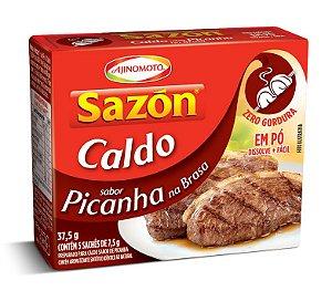 Caldo Sazón Picanha 37,5g