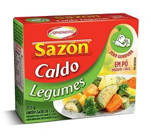 Caldo Sazón Legumes 37,5g
