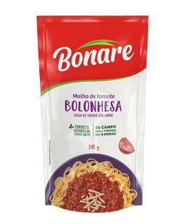 Molho de Tomate Bonare Bolonhesa 340g