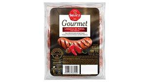 Linguiça Pernil com Pimenta Seara Gourmet 500 g