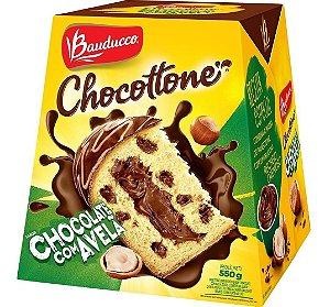 Chocottone Bauducco Chocolate com Avelã 500g