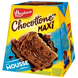 Chocottone Bauducco Mousse 500g