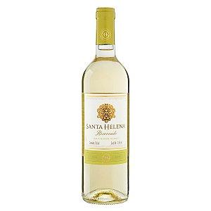 Vinho Chileno Branco Seco Reservado Santa Helena Sauvignon Blanc Garrafa 750ml