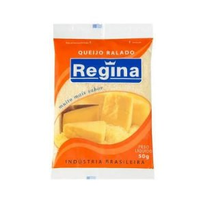 Queijo Ralado Parmesão Regina 50g
