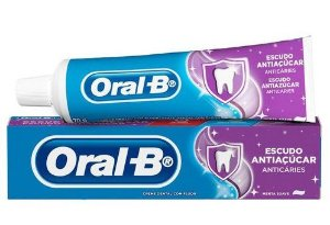 Creme Dental Oral B Antiaçucar 70g