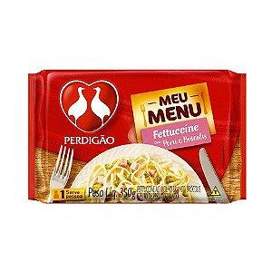 Fettuccine Peru e Brócolis Perdigão 350g