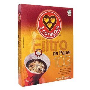 Filtro Papel 103 para café 103 30 und