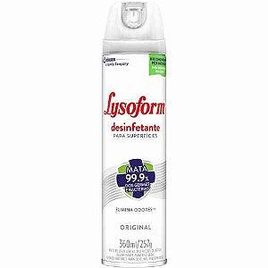 Desinfetante Aerosol Lysoform Original 360ml