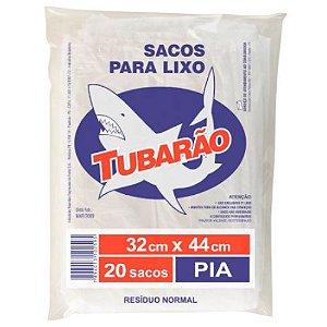 Saco de Lixo para Pia Tubarão 20 und