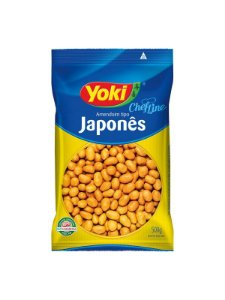 Amendoim Japonês Yoki 500g