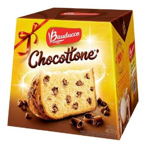 Chocottone Bauducco 400g