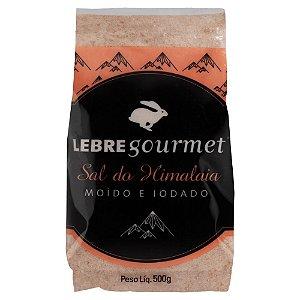 Sal do Himalaia Lebre Gourmet 500g
